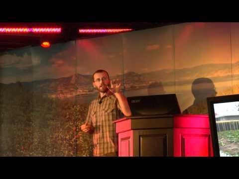 TEDxKelowna - Curtis Stone - Urban Farming