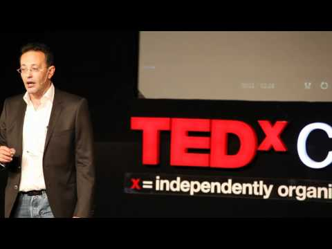 TEDxCairo - Ahmed Ghonim - Don't Blame The Market Economy