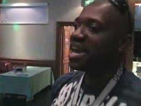 NADJ SHOW 2008 VIDEO 7, A talk with Cutmaster Swift