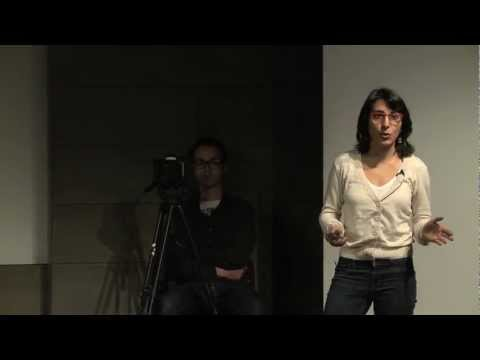 TEDxCooperUnion- Flora Lichtman- Recipes for Making Science Appetizing