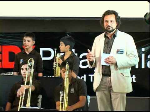 TEDxPatagonia - Gerhard Mornhinweg - Why I created the Conchali Big Band