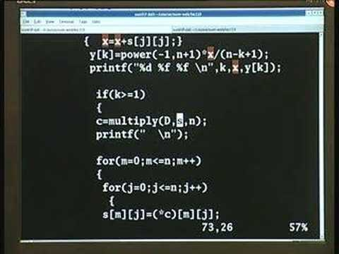 Lecture 19 - Eigen Values of A Matrix