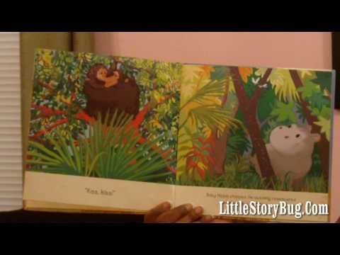 preschool stories - Kiss Kiss - littlestorybug