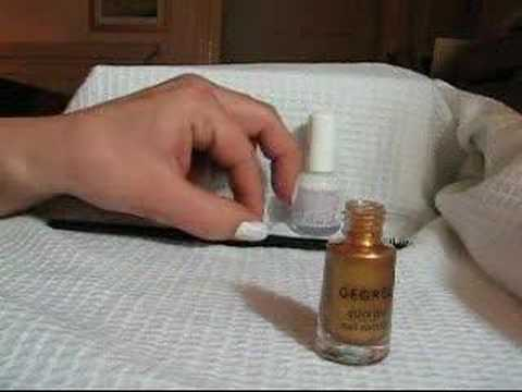 WANT HOT ANTIQUITEASE NAILS ON A BUDGET? watch this
