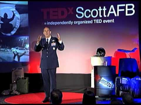TEDxScottAFB - Ray Johns - The Next Call