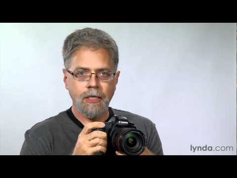 Photography tutorial: Half-pressing the shutter button | lynda.com