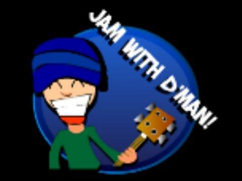 Jam with D'man #6 (Rock#2 Drop D)