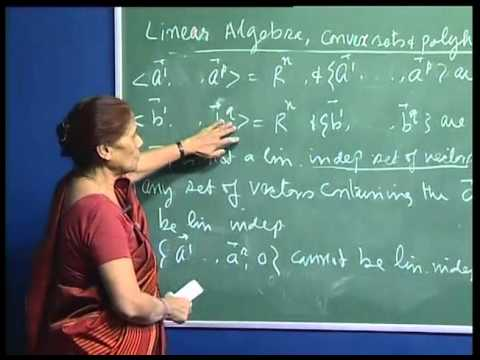 Mod-01 Lec-04 Basic feasible solutions, existence & derivation.