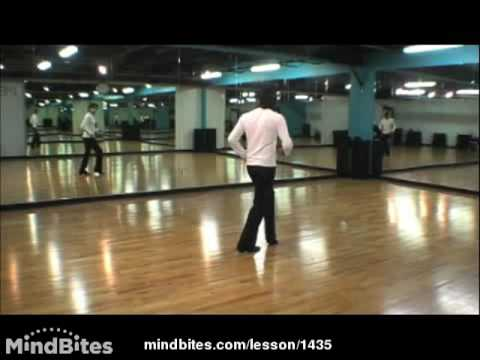 Salsa Dancing - Salsa Footwork: Swing Step Combo (on2)