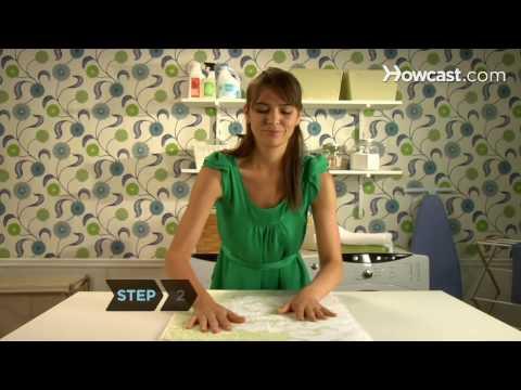 How To Fold a Towel