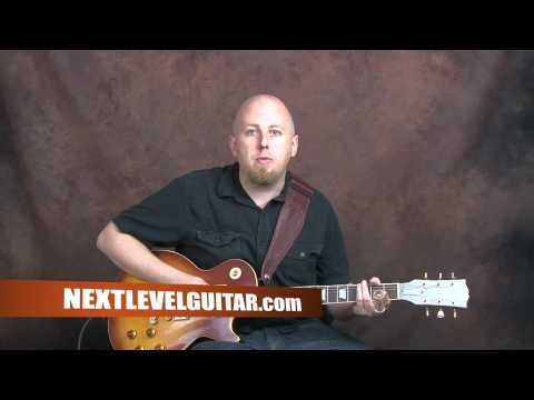 Learn how to play beginner electric blues rock slide guitar Allman Brothers inspired lesson