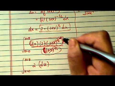 integral (antiderivative) of : dx/SQRT(1+x)