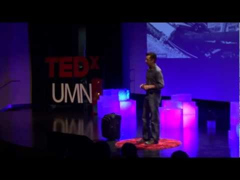 What day of the week is someday?: Todd Reubold at TEDxUMN