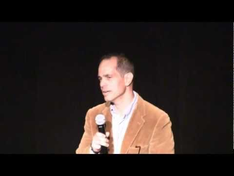 TEDxSIT - Tom Grasso - Wanted: A New Generation of MBAs to Save the Planet