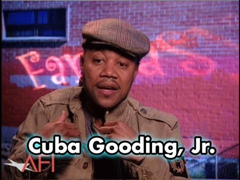 Cuba Gooding, Jr. On THE WIZARD OF OZ