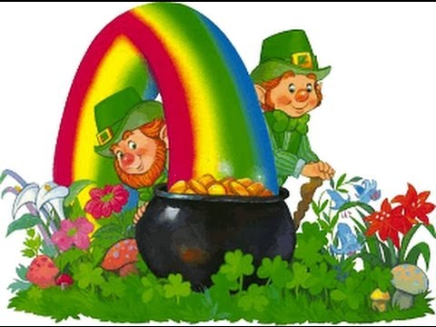 I'm a Little Leprechaun Child Song | Cullen's Abc's