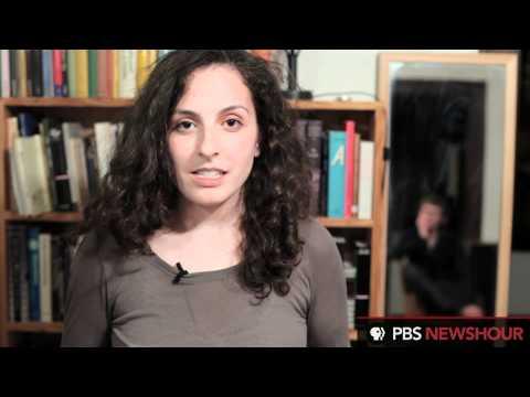 Iowa Writers' Workshop Student Jessica Laser Reads a Poem
