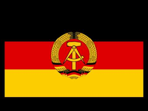National Anthem of the German Democratic Republic (1949-1990)