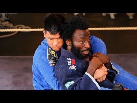Escaping the Back | Brazilian Jiu Jitsu