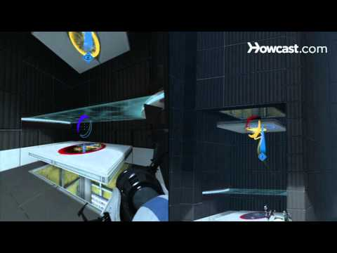 Portal 2 Co-op Walkthrough / Course 2 - Part 2 - Room 02/08