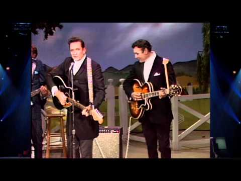 "OPRY MEMORIES | Johnny Cash ""Folsom Prison Blues"" 
