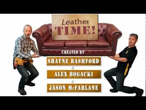 "New ""LEATHER TIME'' Intro/teaser webisodes"