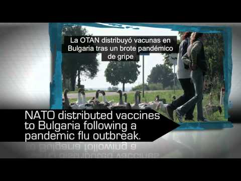 NATO Humanitarian Aid SPANISH Subtitles