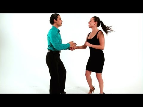 Merengue Dance Steps: Texas Tommy | How to Dance Merengue
