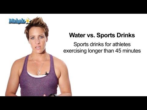 Get Fit for Your Wedding - How to Properly Hydrate for a Workout