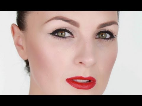 Gwen Stefani 'Pin-up' Make-up Tutorial