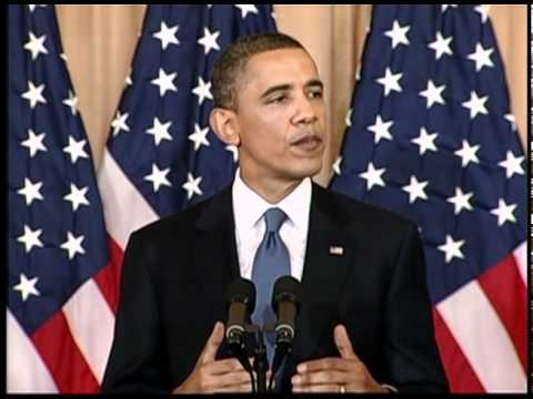 President Obama: US Support for changes in the Middle East (Persian audio)