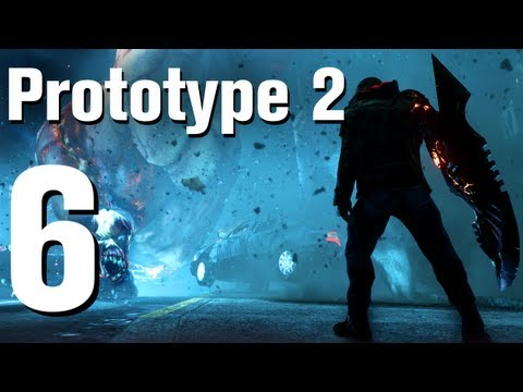 Prototype 2 Walkthrough Part 6 - Operation Flytrap [No Commentary / HD / Xbox 360]