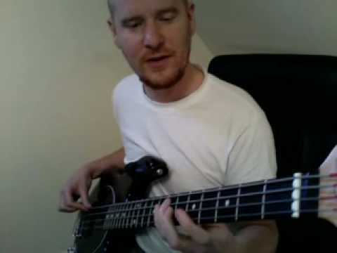 Learn simple bass riffs: White stripes: Seven nation army.