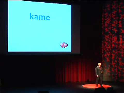 TEDxUSC - Paul Frommer - Sweet Nothings in Na'vi