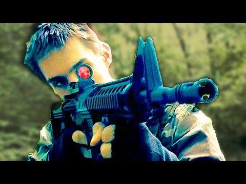 Hit By Car, Telekinesis, Spaceships, Machine Guns : Your FX