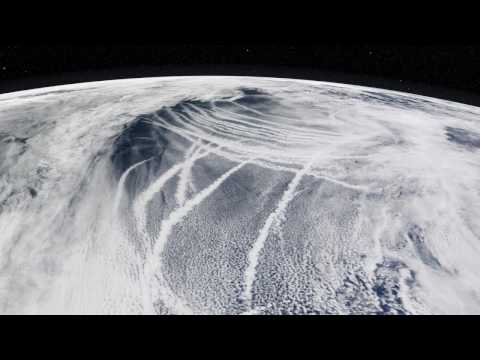 NASA | Ship Tracks Reveal Pollution's Effects on Clouds