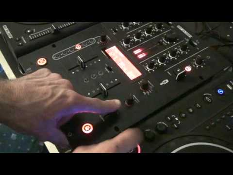 Reloop IQ.2+ USB DJ Mixer, Using the effects