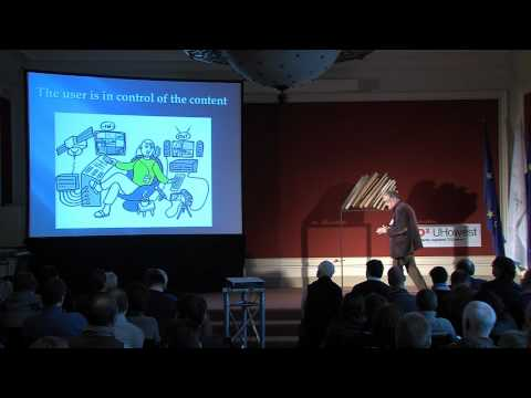 TEDxUHowest - Jan Devos - What are emergent collectives and why are they important now?