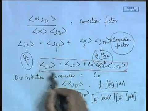 Mod-01 Lec-16 Lecture-16-Drift Flux Model (Contd.)