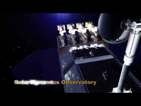 NASA | Command Accepted:  SDO Music Video