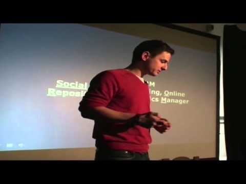 TEDxUCL - Ilya Zheludev - Seeing the future with social media