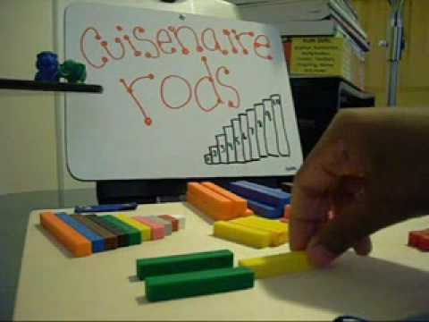 Cuisenaire Rods Lesson 1