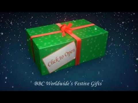 Festive Gifts! Day 3 - Johnny Goes to Lapland - BBC