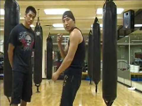 Wing Chun - Top Triangle (basics) part 1