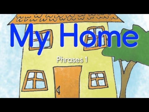 Home Phrases 1 - by ELF Learning