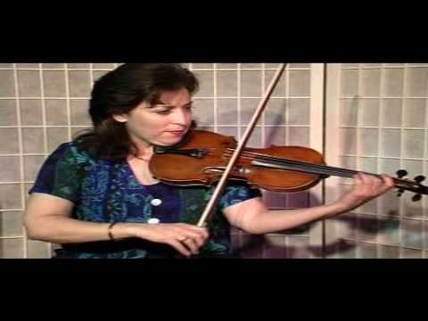 "Violin Lesson - Song Demonstration - ""Good Morning Captain"""