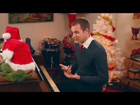 "How to Play Christmas Songs on Piano: ""Once in Royal David's City"""