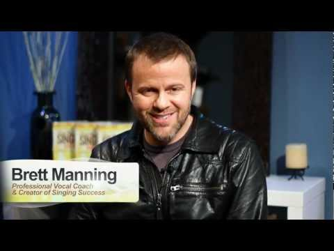 Learn How To Sing - How to Sing - Brett Manning Voice Method