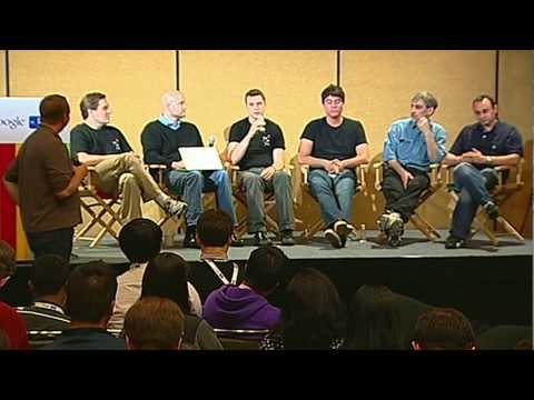 Google I/O 2010 - Fireside chat with the Social Web team
