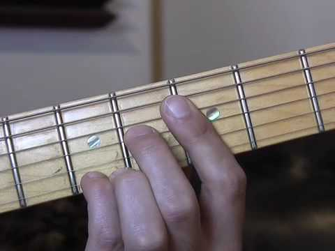 Dominant Type Jazz Chord Extensions (Jazz Guitar Lesson JA-023) How to play